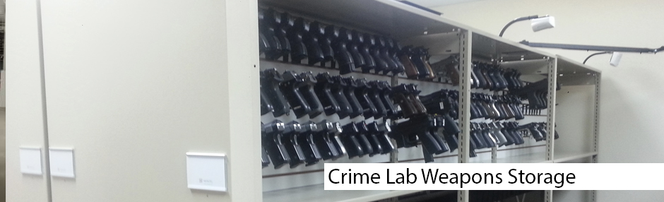 Crime Labs Weapons Storage_Slider #1
